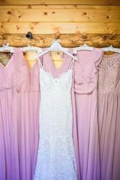 Chic mismatched dusty rose bridesmaid dresses on budget for 2021 fall farm wedding color inspiration Dusty Rose Bridesmaid Dresses, Dusty Rose Dress, Lace Bridesmaid Dresses, Bridal Dresses, Farm Wedding, Wedding Ideas, Wedding Carriage, Dress First, Traditional Wedding