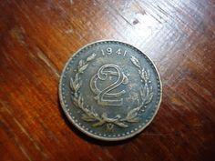 2 centavos de 1941