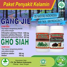 [licensed for non-commercial use only] / Cara Mengobati Gonore Atau Kencing Nanah Susa, Herbalism, Commercial, Acute Accent, Herbal Medicine