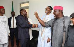 Rochas Okorocha Assures South-East President Buhari Won't Forget Them