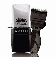 Tudo sobre Avon: Mega Effects à prova de água!