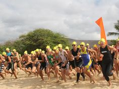 8 Rules of Training for an Olympic-Distance Triathlon