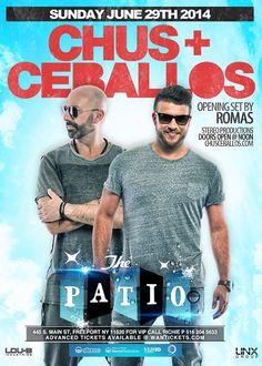 CHUS & CEBALLOS,THE PATIO