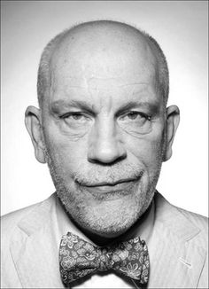 John Malkovich- Love this guy!