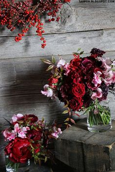 OKA faux flowers