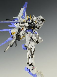 GUNDAM GUY: RG 1/144 Aile Strike Gundam + Skygrasper - Painted Build