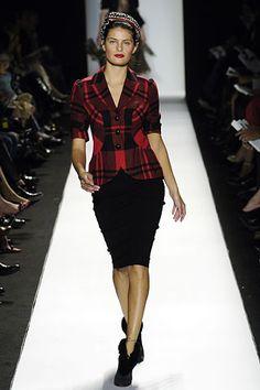 Diane von Furstenberg Fall 2006 Ready-to-Wear Collection Slideshow on Style.com