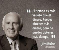 El Maestro Jim Rohn