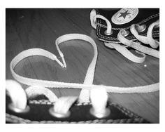 Shoe lace <3
