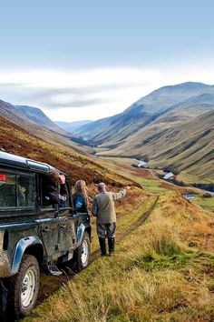 Scottish Estates Land Rover Safaris - Atholl Estates