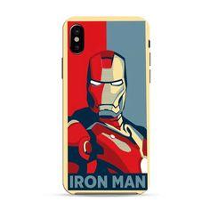 Super Hero Wallpapers iPhone XS 3D Case