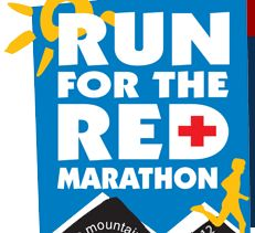 Run for the Red Marathon   Pocono Mountains, Pennsylvania   May 20, 2012     If you like your downhill miles in quiet, natural surroundings, race here. The route travels forested country roads as it whisks down Pocono Mountain, losing 1,391 feet of elevation—which could net you seven minutes, according to the Association of Road Racing Statisticians' calculation—by the time the course rounds the track at Stroudsburg High School's stadium.