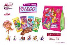 ¡Nuevas chocolatinas Winx Club Trendy en Rusia!