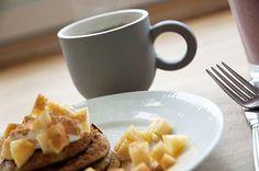 kaffe og pandekager