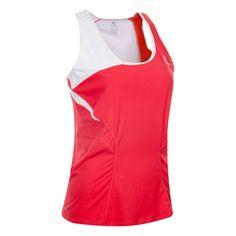 Ropa y calcetines tenis - Camiseta de mujer tirantes Artengo 800