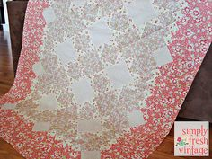 Mystery Quilt | Simply Fresh Vintage