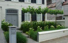 Jaren30woningen.nl | Prachtig aangelegde voortuin perfect passend bij een #jaren30 woning