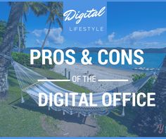 The Pros and Cons of a Digital Office, as told by travel bloggers living and working on the road @ytravelblog