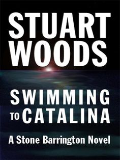 My bookshelf holds every hardback novel Stuart Woods has ever written!