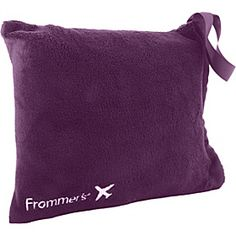 I think I need to invest in a travel blanket/pillow...no more nasty airplane blankets!