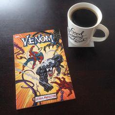 Приключения Человека-паука за чашкой кофе
