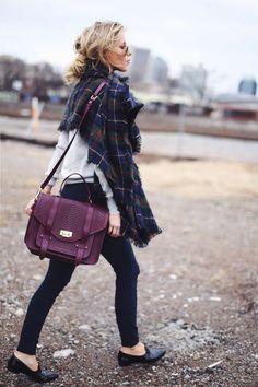 chic winter wear #styleinspiration