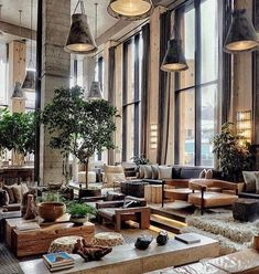 Get the best luxurious decor ideas for your new hotel lobby and reception inter. Get the best luxurious decor ideas for your new hotel lobby and reception interior design project. Hotel Lounge, Casa Hotel, Lobby Lounge, Lounge Chairs, Dining Chairs, Lounge Design, Cafe Design, Design Room, Design Design