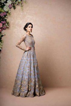 Indian Fashion — Shyamal and Bhumika Pakistani Wedding Dresses, Pakistani Bridal, Pakistani Outfits, Indian Outfits, Bridal Dresses, Wedding Gowns, Indian Gowns, Indian Attire, Pretty Dresses