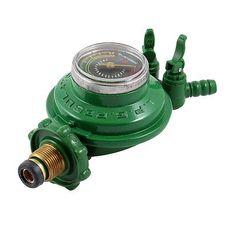 1 Inlet 2 Outlet Liquefied LGP Gas Gauge Pressure Regulator Green ZMM  EUR 13.50  Meer informatie  http://ift.tt/2dsWQRz #aliexpress