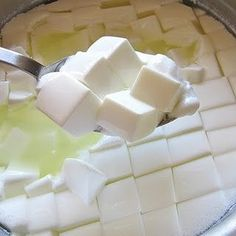 homemade skyr (Icelandic yogurt)