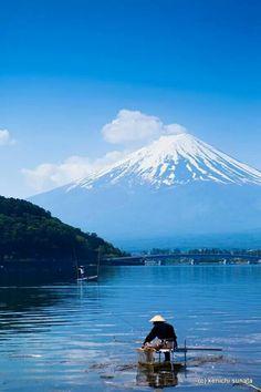 富士山 - Fujiyama / Fujisan
