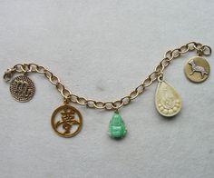 Cute DIY charm bracelet