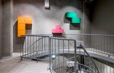 Design IKEA Point je pojatý v mini Pop Up, Ikea, Stairs, Mini, Design, Home Decor, Stairway, Decoration Home, Ikea Co