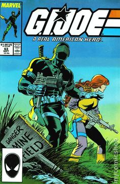 G.I. Joe: A Real American Hero (IDW, 1982) #63