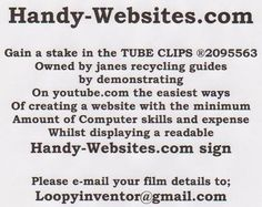 ADVERTISING SPACE AUCTION  FOR HANDY-WEBSITES.COM