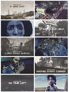 The Walking Dead Telltale Game season 1 episodes twdg