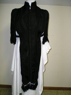 1870-80s Victorian Capelet by MartinsMercantile on Etsy