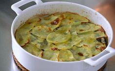 Tortiera di alici e patate