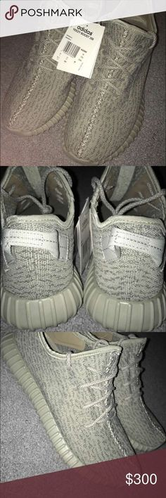 Adidas Yeezy Boost 350 NWT YEEZY BOOST 350 with tags box Adidas Shoes Sneakers