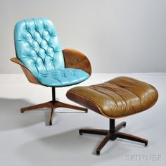 George Mulhauser for Plycraft Lounge Chair