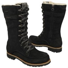 Patagonia Women's Tin Shed Tall WP Boot - Love these, too bad they cost an arm and a leg :(