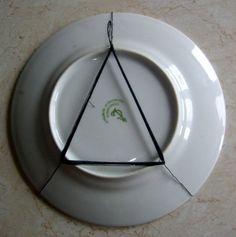 Крепление декоративных тарелок. Обсуждение на LiveInternet - Российский Сервис Онлайн-Дневников