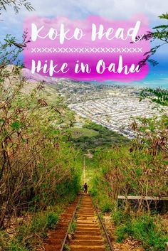 Koko Head Crater Hike in Oahu