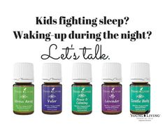 Kids fighting sleep? Waking up during the night? Let's talk!