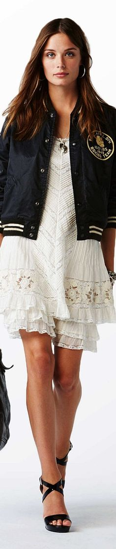 Polo Ralph Lauren Collection Spring 2015 Ready to wear