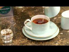 How to make perfect tea the English way