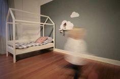kindken - Kinderbett weiß lackiert