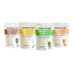 Food Matters Superfood Complete Pack