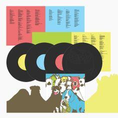 "Dog Problems 12"" Deluxe Black Double Vinyl PRE-ORDER"