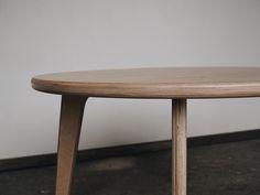 Henri-Matias x birch wood coffee table. Handmade in Finland. Finland, Birch, Stool, Coffee, Table, Handmade, Furniture, Home Decor, Kaffee